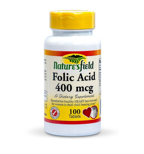 nature's field folic acid