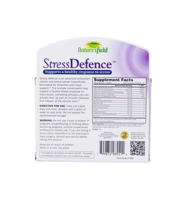 Stress Defence