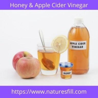 How To Lighten Hair Without Bleach Using Honey & Apple Cider Vinegar