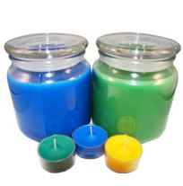 candle waxes - Natures Garden Candles
