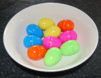 allowing your easter egg fizzes to harden
