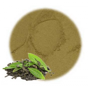 Herbs for Soap and Cosmetics Green Tea Powder