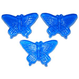 Candle Making Molds Embed Mold - Butterflies