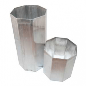 Candle Making Molds Octagonal Pillar Candle Molds
