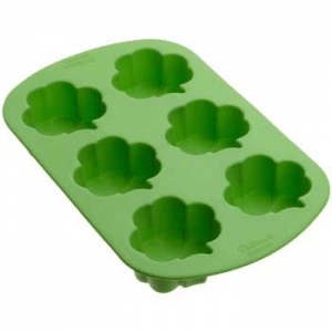 Soap Making Molds Shamrock - Silicone Soap Mold