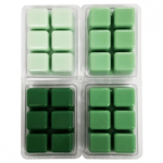 Grass Green Color Blocks Dye