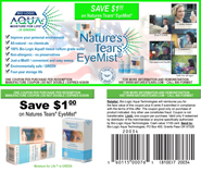 Retail Coupon Redeemable Nation Wide - $1 Off