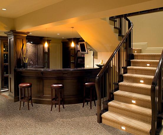 best epoxy stone basement flooring