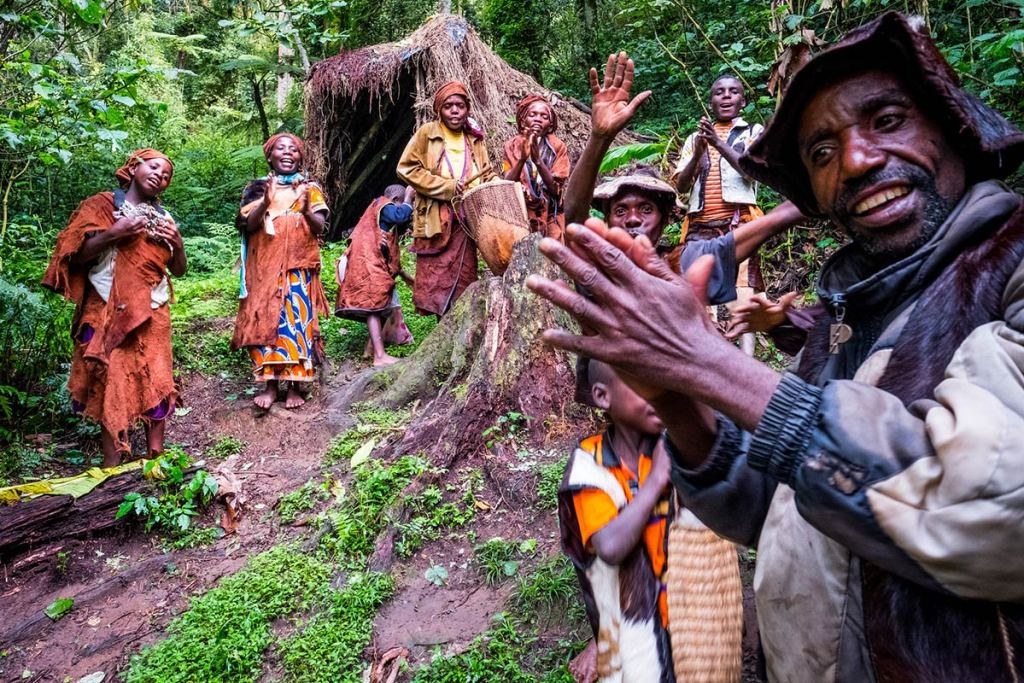 The vanishing Batwa & community tourism