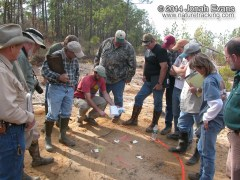 Tracking in East Texas