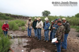 Tracking in West TexasTracking in West Texas