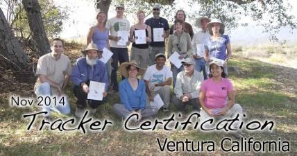Ventura California Certification 11/16/2014
