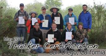 San Diego Certification 5/7/2017