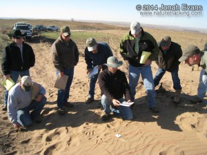 North Texas Tracker Certification 04/14/2008