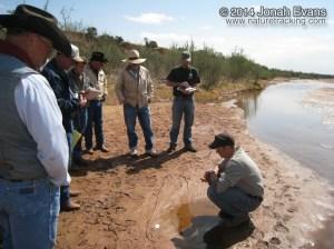 North Texas Tracker Certification 04/17/2008