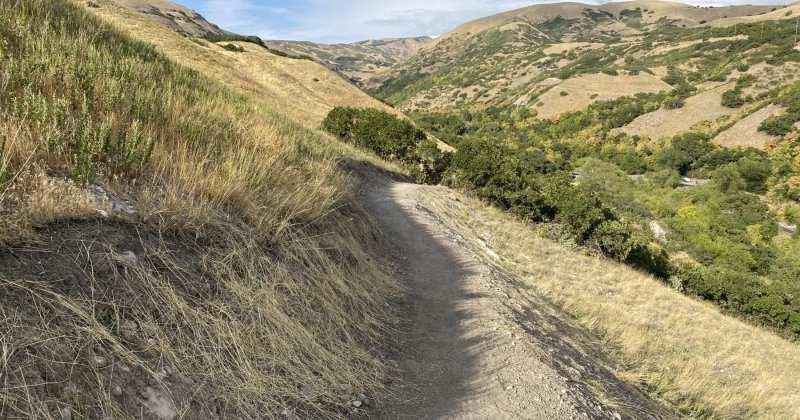 City Creek Canyon Trails – Utah