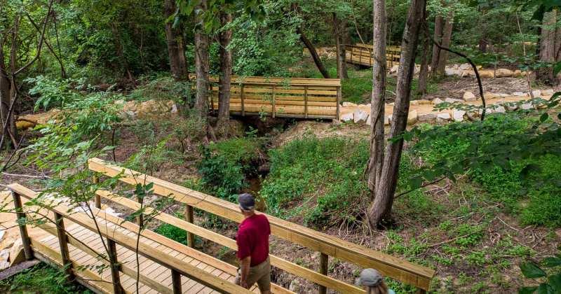 Galloway Ridge Nature Preserve – Phase III