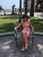 Style-Coach Susanne in San Remo