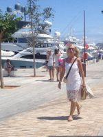 Style-Coach Susanne in Saint Tropez