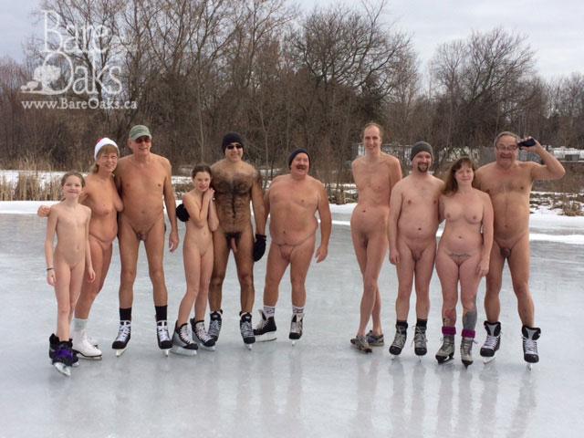 Hardcore Winter Visitors