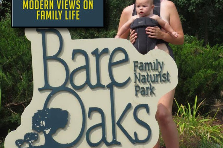Naturist Parenting on The New Family Podcast
