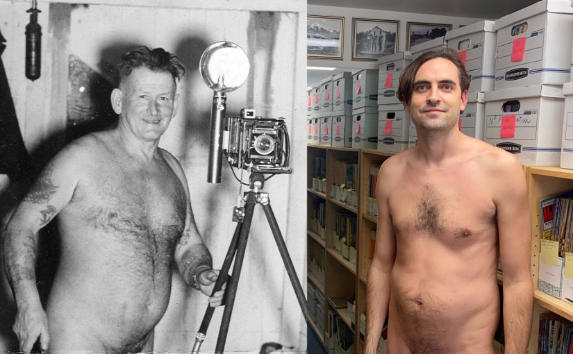 Family Nudist History
