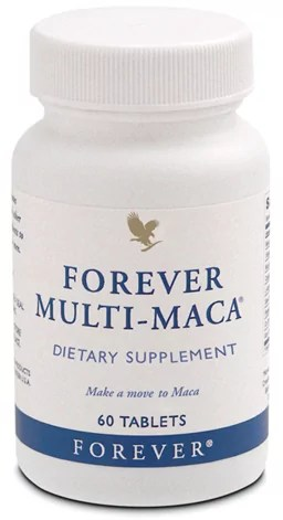 Etimhealthcare.com: Forever Multi-Maca Dietary Supplement 60 Tablets