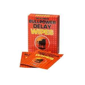 Bull Power Wipes Delay