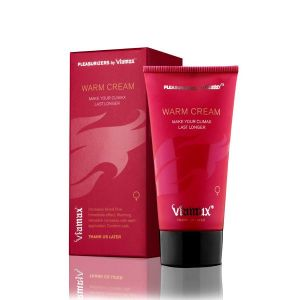 Viamax Warm cream