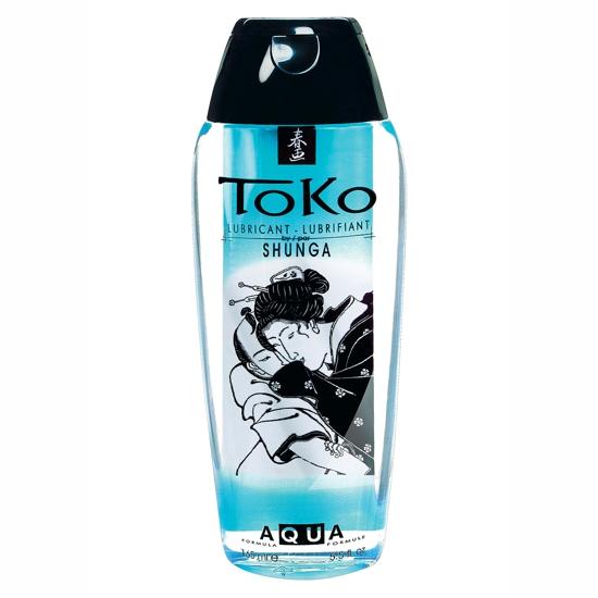 Shunga toko lubricante de agua