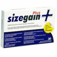 Sizegain Plus Suplemento Natural Sexual