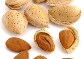 Alimentos para mantener la salud: almendras
