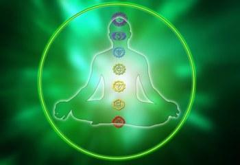Energía de los Chakras