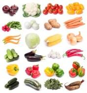Verduras y Hortalizas, una fuente de salud