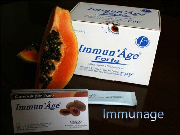 immun age