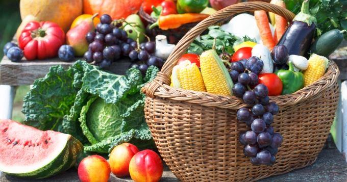 Une bonne alimentation, le B.A.BA de la santé !