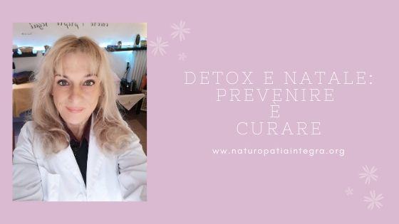 Detox e Natale