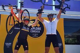 Explore corsica Course cycliste