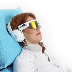 Luminothérapie par les lunettes Psio – 40 MIN