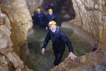 Tim_Peake_ESA_Cave_Training_For_Space_Underground