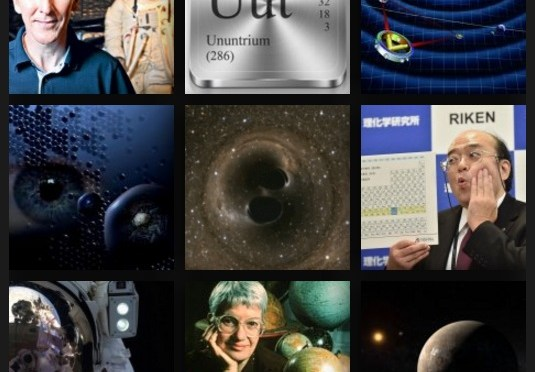 2016: Another Year in Cutting Edge Science