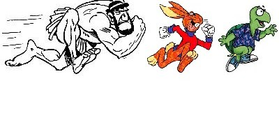 Zeno's Paradoxes or What Happened When Achilles and the Hare Decided to Outfox the Legendary Tortoise