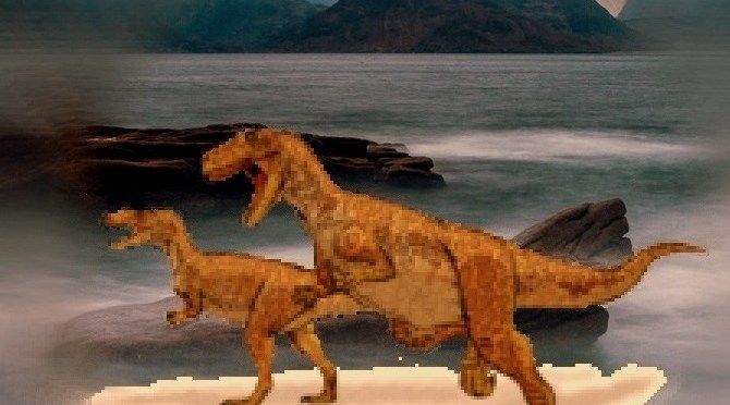 "Fantastic Beasts of the ""Misty Isle"" – Welcome to Jurassic Skye!"