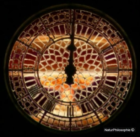 Artwork for Trinity Event's Doomsday Clock at One Minute Past Twelve. Digital Image: NaturPhilosophie