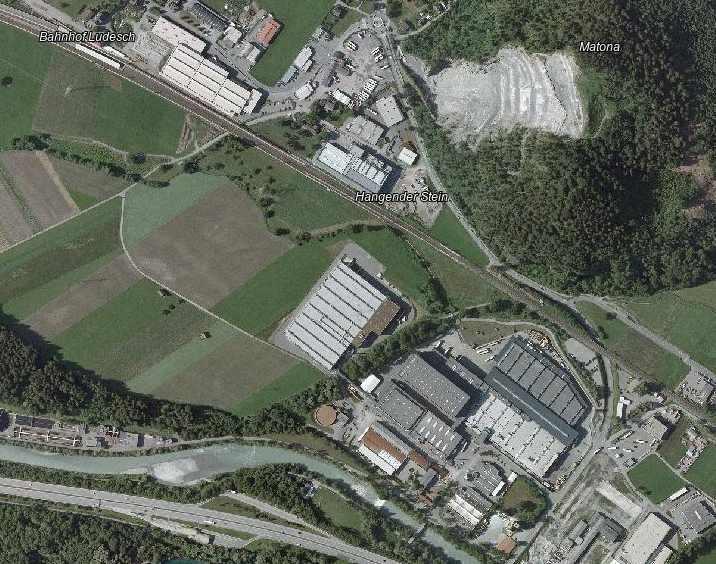 VOGIS-Luftbild 2009