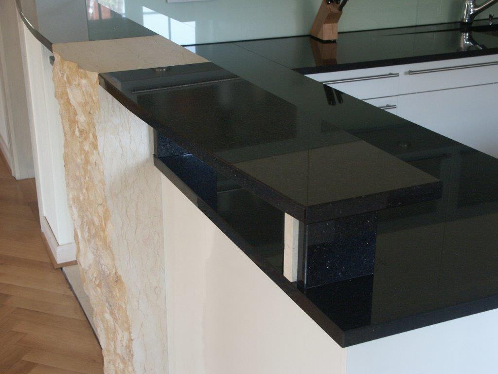 Granit Arbeitsplatten Individuell Gefertigt Natursteindesign Rompf