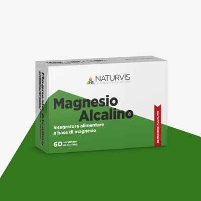 Integratore di magnesio in compresse