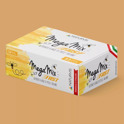Alimento a base di miele italiano