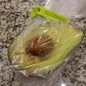 avocado-zakje