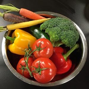 Gezonde groenten